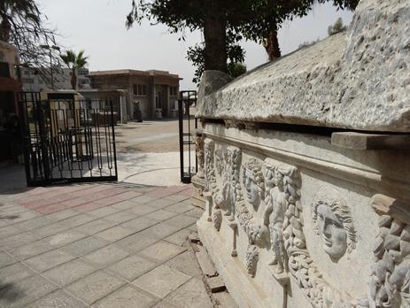 3. Alexandria Catacombs