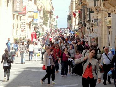 302. Malta Valleta