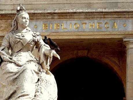 340. Malta Valleta Bibliotheka