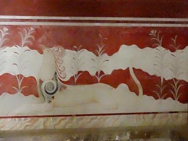36. Iraklion Crete, Knossos Palace