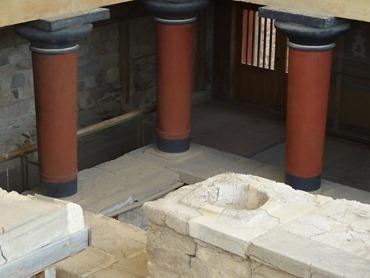 44. Iraklion Crete, Knossos Palace