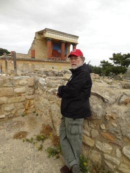 49a. Iraklion Crete, Knossos Palace