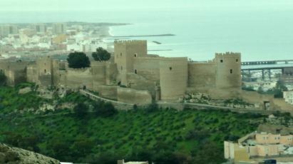 4a. Almeria & Alcazaba Fortress