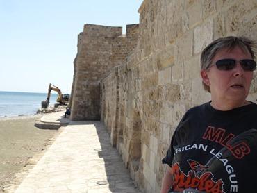 50. Larnaka Turkish fort