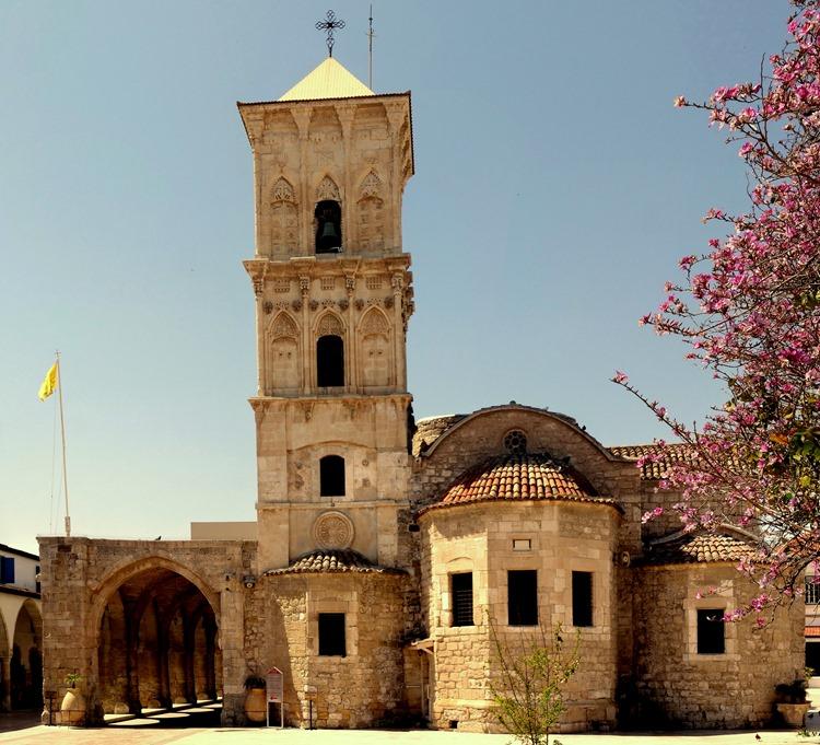 53. Larnaka Church of St. Lazarus