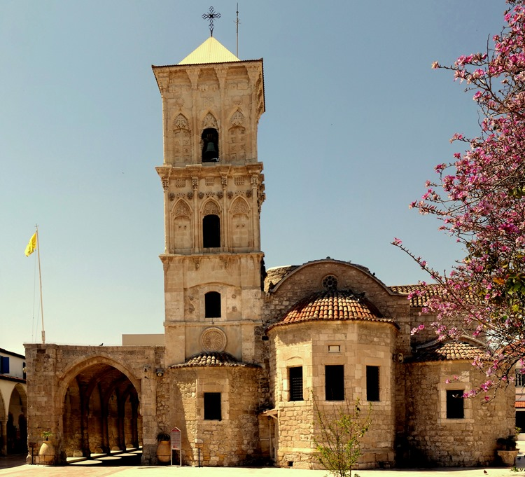 53. Larnaka Church of St. Lazarus