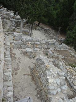 57. Iraklion Crete, Knossos Palace