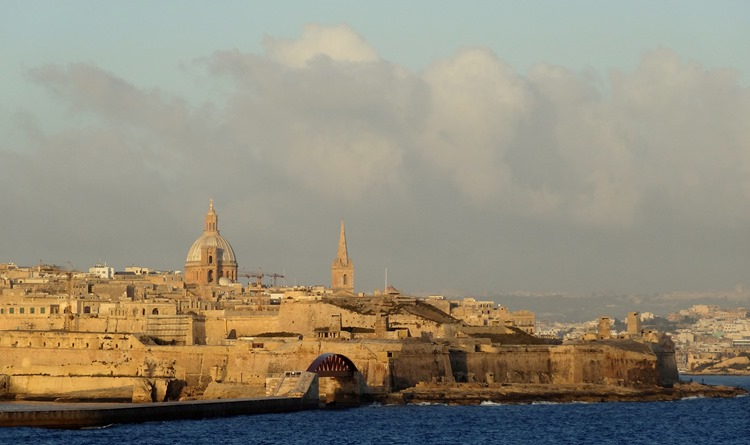 59. Malta Valleta Sailin