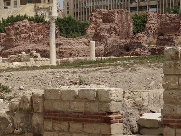 61. Alexandria Roman Theater