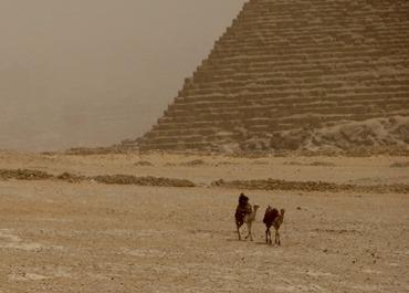 64.Giza (Pyramids)