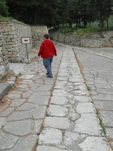 64. Iraklion, Crete Knossos Palace