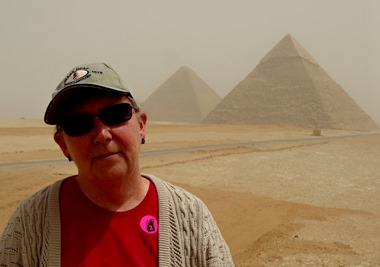 65.Giza (Pyramids)
