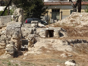 7. Larnaka Kition Acropolis