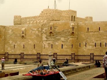 98. Alexandria Fort Quaitbey