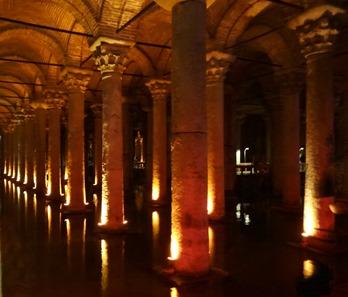 130. Istanbul Cistern 4-15
