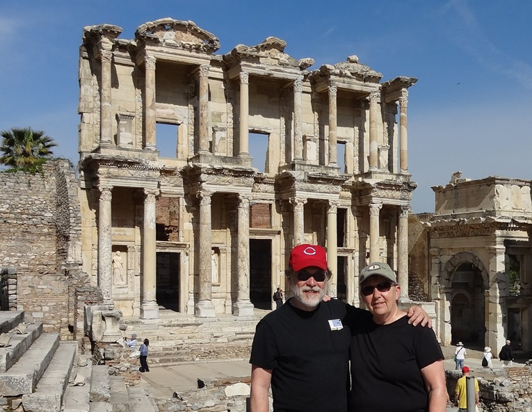 140b. Ephesus Mary & Rick & Library_ShiftN