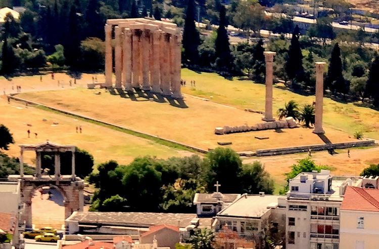 151a. Athens Acropolis