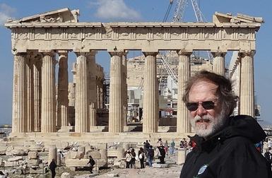 153a. Athens Rick at Parthanon