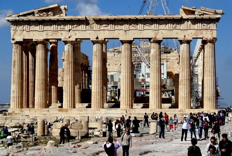 154. Athens Acropolis