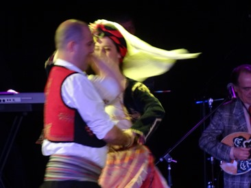18. Athens Orpheus Greek Foldance Group