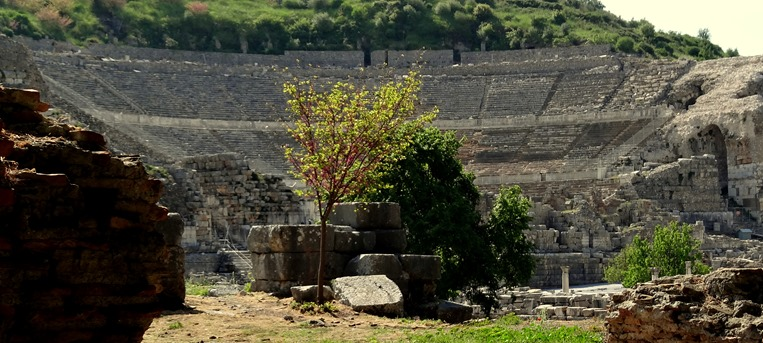 182. Ephesus Theater