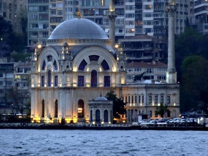193. Istanbul Bosphorus Cruise 4-15