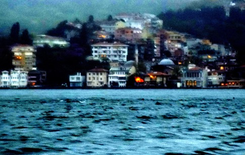 201. Istanbul Bosphorus Cruise 4-15