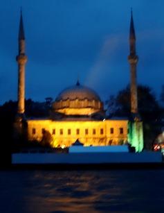 219. Istanbul Bosphorus Cruise 4-15