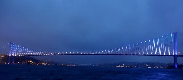 225. Istanbul Bosphorus Cruise 4-15