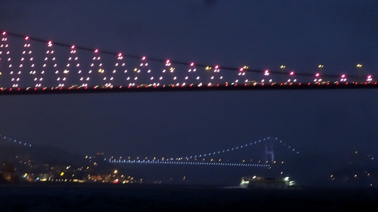 230. Istanbul Bosphorus Cruise 4-15