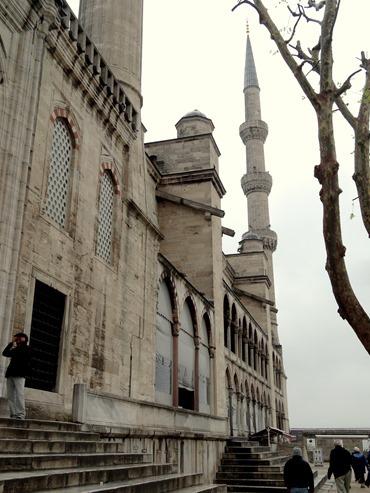248. Istanbul Blue Mosque (Sultanahmet) 4-16