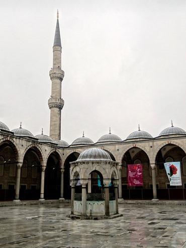 259. Istanbul Blue Mosque (Sultanahmet) 4-16
