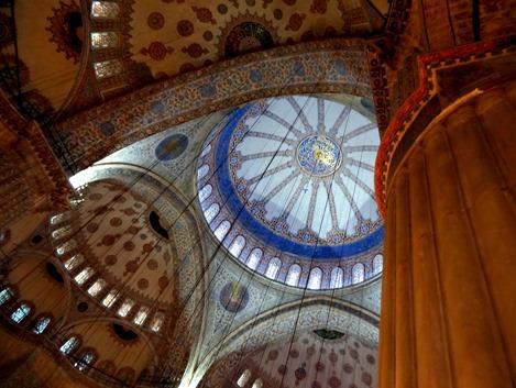 265. Istanbul Blue Mosque (Sultanahmet) 4-16