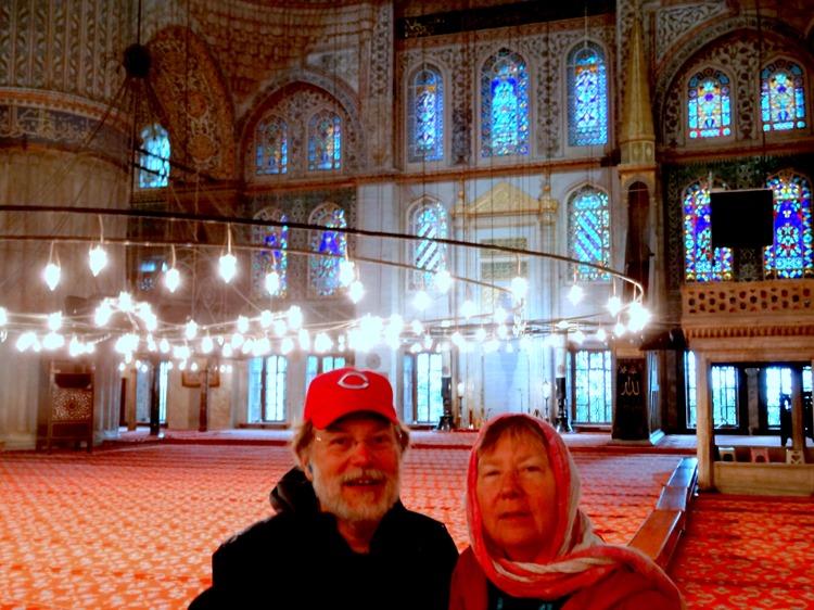 274. Istanbul Blue Mosque (Sultanahmet) 4-16
