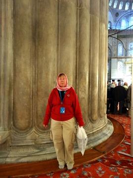 279. Istanbul Blue Mosque (Sultanahmet) 4-16