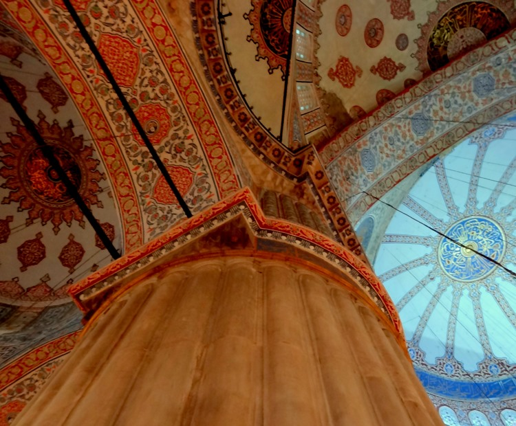 280a. Istanbul Blue Mosque (Sultanahmet) 4-16