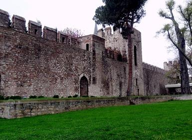 297. Istanbul Topkapi Palace 4-16