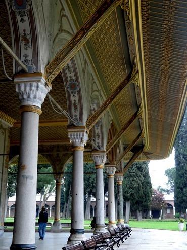 316. Istanbul Topkapi Palace 4-16