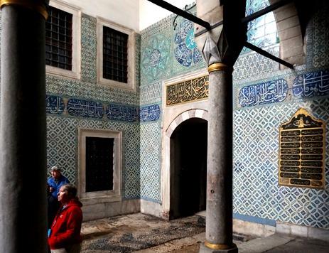 323. Istanbul Topkapi Palace 4-16_ShiftN