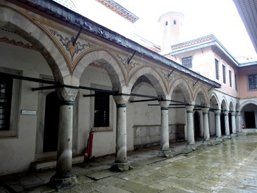 333. Istanbul Topkapi Palace 4-16