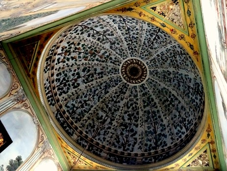 336. Istanbul Topkapi Palace 4-16