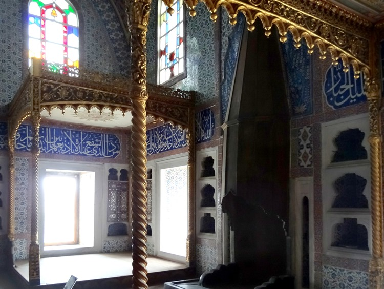 352. Istanbul Topkapi Palace 4-16_ShiftN