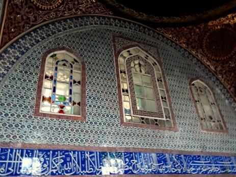 357. Istanbul Topkapi Palace 4-16