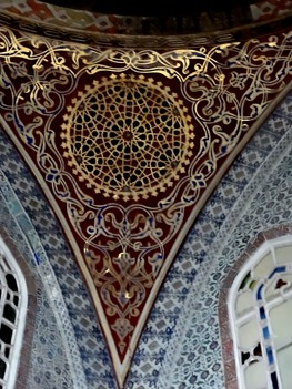 364. Istanbul Topkapi Palace 4-16