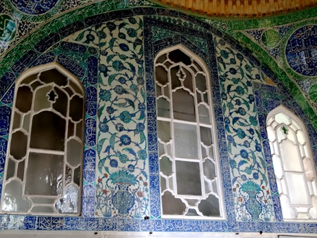 368. Istanbul Topkapi Palace 4-16