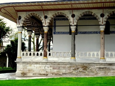 375. Istanbul Topkapi Palace 4-16