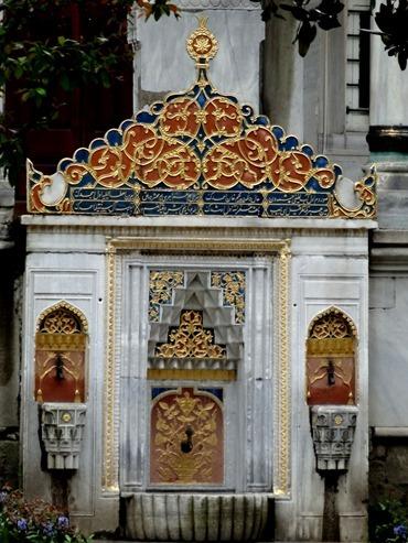 377. Istanbul Topkapi Palace 4-16