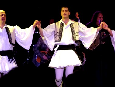 38. Athens Orpheus Greek Foldance Group