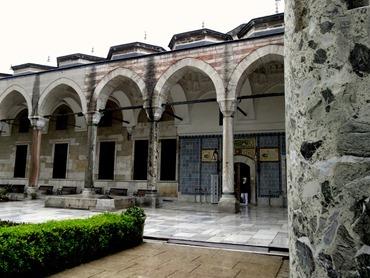 380. Istanbul Topkapi Palace 4-16