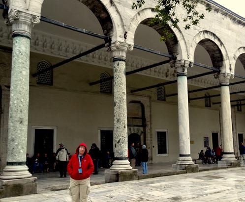 384. Istanbul Topkapi Palace 4-16